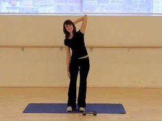 Standing Side Bend - YouTube