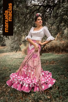 Colección 2018 - Manuela Macías Moda Flamenca Formal, Dresses, Style, Fashion, Victorian Dresses, Accessories, Preppy, Vestidos, Swag