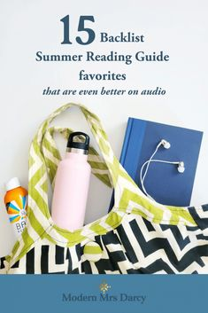 15 Backlist Summer Reading Guide favorites that are even better on audio Novels To Read, Books To Read, Big Books, Reading Lists, Book Lists, Types Of Fiction, Best Audiobooks, List Challenges, Book Challenge