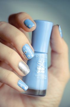 Bourjois and Essie Spring Nail Art
