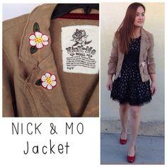 Nick & Mo Jacket