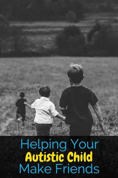 We all want our children to experience rich friendships, so this post helps give a few tips on helping your autistic child make friends.