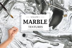 Marble Paper Textures by Smotrivnebo on @creativemarket