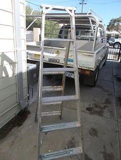 dual use step ladder | Ladders & Scaffholding | Gumtree Australia Fremantle Area - Fremantle | 1113861911