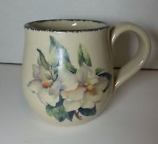 HOME & GARDEN PARTY MAGNOLIA COFFEE CUP - GORGEOUS