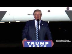 FULL SPEECH: Donald J. Trump Held An Explosive Rally In Kinston North Carolina October 26th 2016 - YouTube