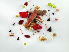 Food Art - Restaurant Mirazur - 30 Avenue Aristide Briand, 06500 Menton, France