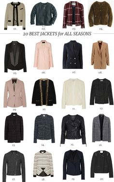 Cool Hunting :: The Best Jackets