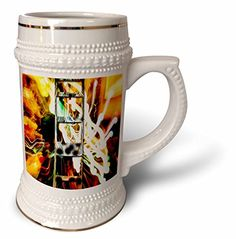 Jos Fauxtographee Abstract - Light painting with a beveled ladder in front - 22oz Stein Mug (stn_39800_1) 3dRose http://www.amazon.com/dp/B0147LUWVO/ref=cm_sw_r_pi_dp_0-J6vb098ED4F