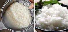 Le riz est un ingrédient principal dans de nombreux plats, essentiellement en raison du fait qu'il va bien, comme accompagnement, avec toute sorte d'alimen