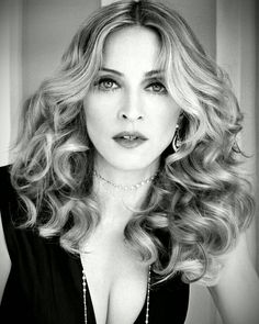 Madonna-has made music that makes the people come together for decades. I love her ability to be unafraid of expressing her sexuality. She's always on some stage somewhere doing better than 20 years olds on the dance floor