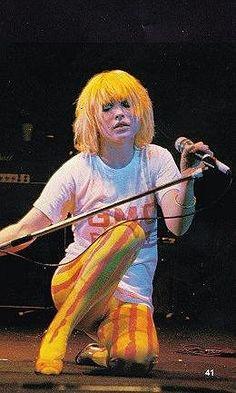 Browse photos of Debbie Harry Blondie Debbie Harry, Music Film, Art Music, Estilo Rock, Album Sales, Spirited Art, Harry Potter, Pop Punk, Blondies