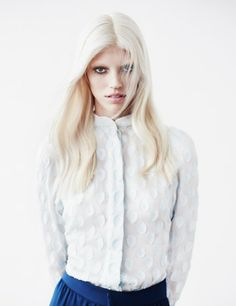 The White Shirt I SS15 Trends