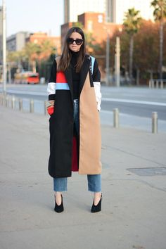 5 Ways To Rock The Colour Block Trend