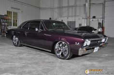 THIS IS MY DREAM CAR!! 1967 Chevelle SS