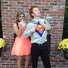 Homecoming Pics! Save the Day Superman!