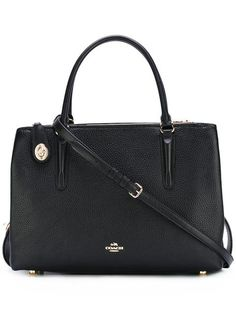 COACH Large Detachable Strap Tote. #coach #bags #shoulder bags #hand bags #leather #tote #