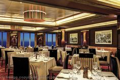 ncl_Epic_Rsrnt_Cagneys Steak house Specialty dining Norwegian Epic, Norwegian Cruise Line, Ncl Epic, Digital Asset Management, Romantic Getaway, Cruise Vacation, Steak, Destinations, Dining