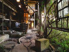 Planta de Fosfatos Abandonada