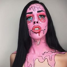 Makeup by @ariannachayleneblean
