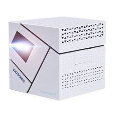 169.99$  Watch here - http://alimlk.worldwells.pw/go.php?t=32793156561 - Original DOOGEE P1 DLP Protable Smart Projector Android 4.4 Quad Core 1GB+8GB WiFi 4800mAh Pico Projector Home Theater