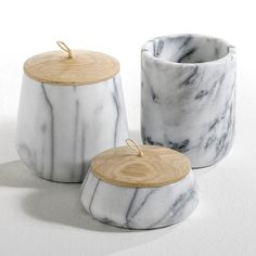 La Redoute online store, FREE Click & Collect for orders over and free returns†. Pots, Storage Baskets, White Marble, Design Crafts, Decoration, Bathroom Accessories, Coffee Mugs, Candle Holders, Candles