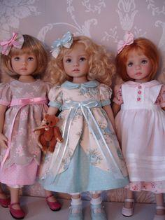 Mes petites robes...