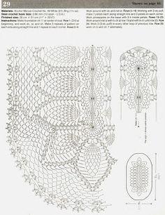 innovart en crochet: Hogar Crochet