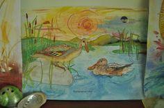 Watercolors :: ninagrebenova
