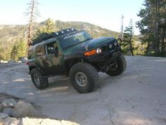 Toyota FJ Cruiser- I might consider this, it's close enough to a Jeep :P