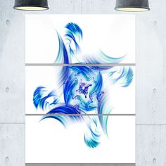 Rotation of Small Universe Flower - Floral Metal Wall Art - 36Wx28H