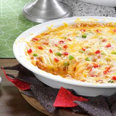 Easy Hot Pizza Dip Recipe