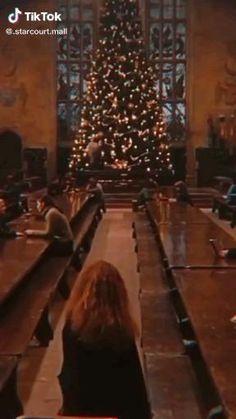 Harry Potter Gif, Arte Do Harry Potter, Harry Potter Wallpaper, Harry Potter Pictures, Harry Potter Universal, Harry Potter World, Hogwarts Christmas, Harry Potter Christmas, Golden Trio