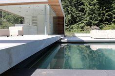 11 beste afbeeldingen van minimalistische tuin landscaping