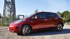 Nissan Leaf: päästöarvo nolla, vero nousee yli 60 prosenttia. Nissan Leaf, Vehicles, Car, Automobile, Autos, Vehicle