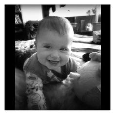 A smile that brightens my world!
