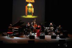 """Village Vanguard tribute"" Fabrizio Bosso Quartet, Elisabetta Fadini, John De Leo. Verona Jazz 2015, June 2015. Roman Theatre of Verona. Photo by Francesco Gallo"
