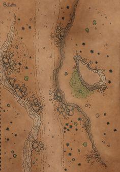 Desert Battle maps for dnd - Album on Imgur