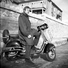 1960s mod and scootering photos by John Bailey