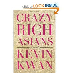31. Crazy Rich Asians by Kevin Kwan. A New York City professor is invited by her boyfriend to go to Singapore with him for his best friend's wedding. There she discovers the immense and ostentatious wealth of her boyfriend's family and friends and the craziness that goes along with it. A fun read.