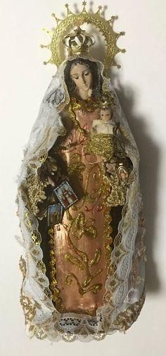 Fabricamos imágenes religiosas encoladas, virgenes, ángeles, santos, pesebres y muchos más a pedido