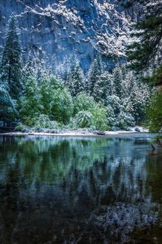 ✯ Merced River, California