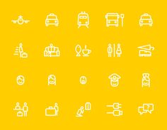 Saved by Visual Journal (visualjournal). Discover more of the best Icons, Design, London, Luton, and Airport inspiration on Designspiration Creative Review, Creative Icon, Design Studio, Icon Design, London Market, Airport Design, London Airports, Blog Design Inspiration, Best Icons
