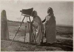 Le premier appareil photo au Maroc
