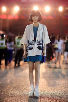 Street Snap Fashion 日本ストリートファッション・コーデ