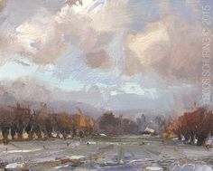 Winter and Snow: a Beautiful Season This Painting is available here:http://paintingsgalleryrose.com/product/lw10-2015/ We drove an hour...