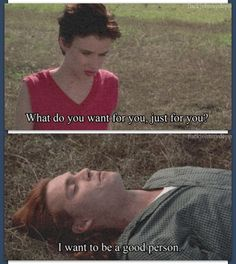 What's Eating Gilbert Grape. Forgot how amazing this movie is