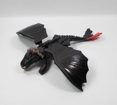 How To Train Your Dragon - Toothless - Toy Figure - Dreamworks - Cake Topper