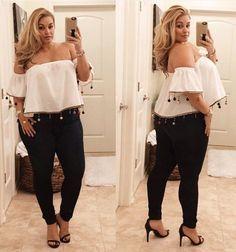 Plus Size Fashion - Laura Lee
