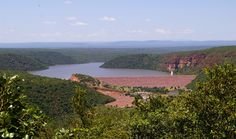 The Vaal Dam & River - South Africa -